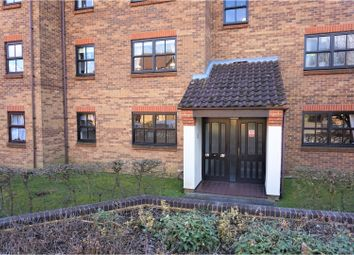 Thumbnail 2 bed flat for sale in Bransby Close, King's Lynn