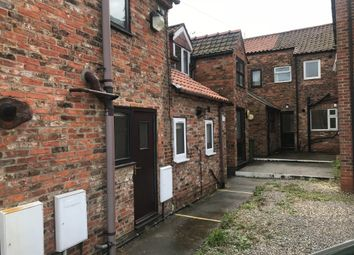 Thumbnail 2 bed terraced house to rent in Flatgate, Howden, Goole