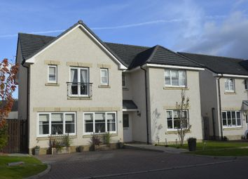 Thumbnail 5 bed detached house for sale in Galloway Road, Stirling