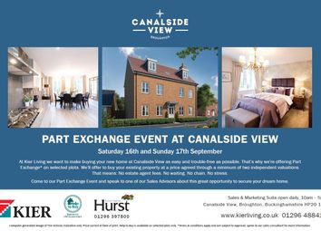Thumbnail 2 bedroom semi-detached house for sale in Provis Wharf, Aylesbury