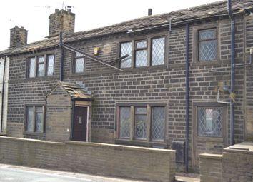 Thumbnail 4 bedroom cottage for sale in Lodge Gate, Denholme, Bradford