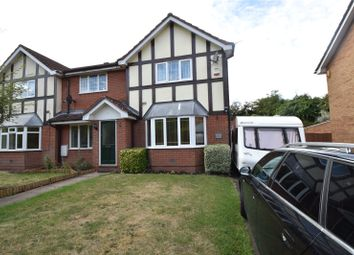 Thumbnail 2 bed end terrace house for sale in Tagwell Close, Droitwich, Worcestershire