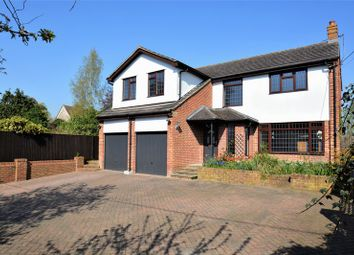 Thumbnail 5 bed detached house for sale in New Road, East Hagbourne, Didcot