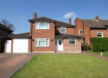 Thumbnail 3 bed detached house for sale in Gordon Drive, Chertsey South, Surrey