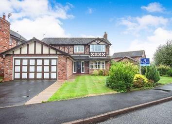 4 bed detached house for sale in Beechfield Drive, Middlewich CW10