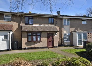 Thumbnail 3 bedroom terraced house for sale in Colestrete Close, Stevenage, Herts