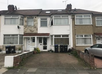 Thumbnail 3 bed terraced house to rent in Goldsdown Road, Enfield