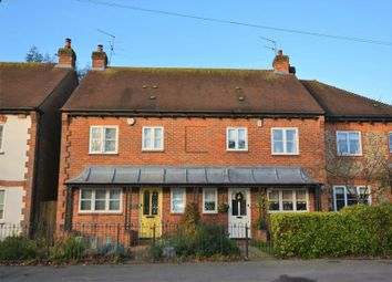 Thumbnail 3 bed terraced house for sale in The Green, Wooburn Green, High Wycombe