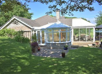 Thumbnail 5 bed detached bungalow for sale in Walton Down, Walton-In-Gordano, Clevedon