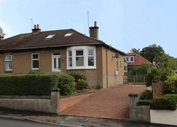 Thumbnail 4 bedroom bungalow for sale in Barrs Road, Cardross, Dumbarton, Argyll And Bute