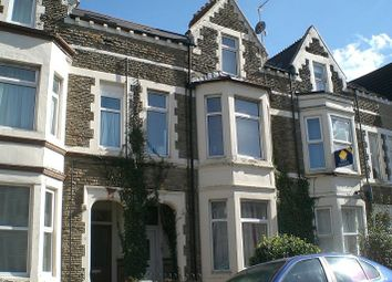 Thumbnail 1 bed maisonette to rent in Claude Road, Roath, Cardiff
