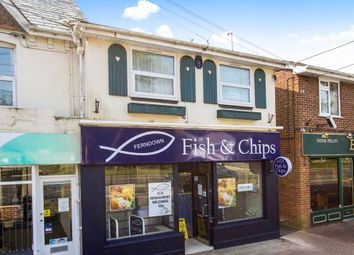 Thumbnail 2 bedroom flat for sale in Wimborne Road East, Ferndown