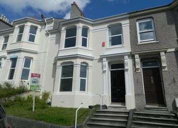 Thumbnail 6 bed terraced house for sale in Greenbank Avenue, Lipson, Plymouth