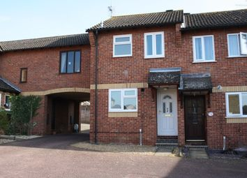 Thumbnail 2 bed end terrace house to rent in Juniper Close, Thetford