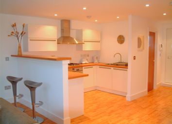 1 bed flat for sale in Washington Lofts, Stanwell Road, Penarth CF64