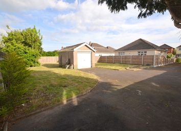 Thumbnail 2 bedroom detached bungalow for sale in Cynthia Road, Parkstone, Poole