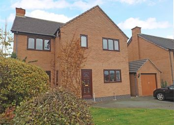 Thumbnail 4 bed detached house for sale in Brimmon Road, Newtown, Powys