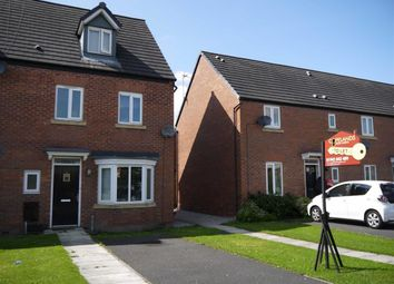 Thumbnail 4 bed town house to rent in Railway Street, Atherton, Manchester