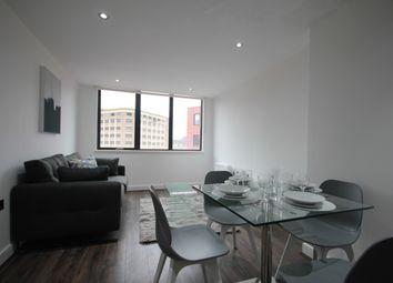 Thumbnail 1 bedroom flat to rent in Madison House, Wrentham Street, Birmingham