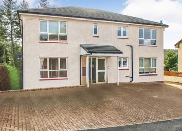 Thumbnail 1 bed flat for sale in Tinto Drive, West End Carnwath, Carstairs.