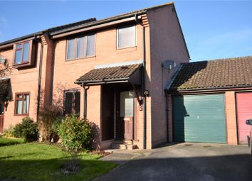 Thumbnail 3 bed semi-detached house to rent in Alderfield Close, Theale, Reading, Berkshire