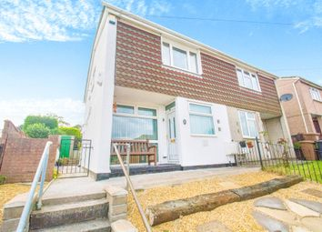 Thumbnail 2 bed semi-detached house for sale in Albany Road, Blackwood