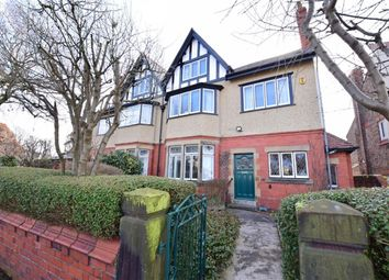Thumbnail 6 bed semi-detached house for sale in Cliff Road, Wallasey, Merseyside