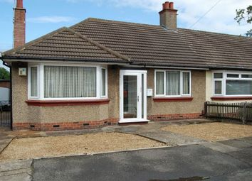 Thumbnail 2 bed semi-detached house for sale in Ferndale Road, The Headlands, Northampton