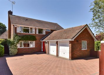 Thumbnail 4 bedroom detached house for sale in Highfield Gardens, Aldershot, Hampshire