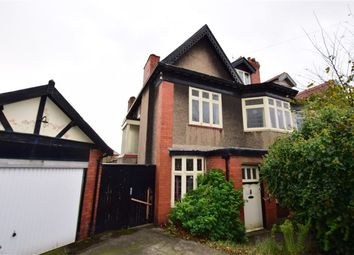 Thumbnail 6 bed semi-detached house for sale in Dovedale Road, Wallasey, Merseyside