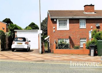 Thumbnail 3 bed semi-detached house for sale in Tividale Road, Tipton