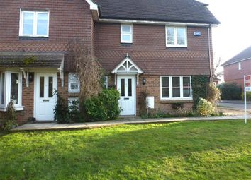 Thumbnail 2 bed end terrace house to rent in Meadow View, Sayers Common, Hassocks