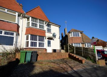 Thumbnail 4 bed semi-detached house for sale in The Crescent, Eastbourne
