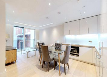 Thumbnail 1 bed flat to rent in Savoy House, London