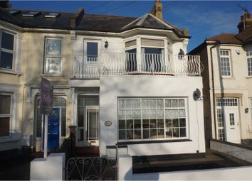 Thumbnail 1 bed flat for sale in London Road, Benfleet