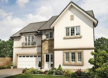 "Thumbnail 5 bedroom detached house for sale in ""The Garvie"" at Wilkieston Road, Ratho, Newbridge"