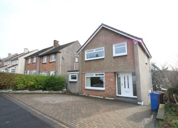 Thumbnail 3 bed detached house for sale in Fettercairn Gardens, Bishopbriggs, Glasgow, East Dunbartonshire