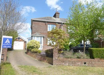 Thumbnail 3 bedroom end terrace house for sale in The Green, Houghton Regis, Dunstable