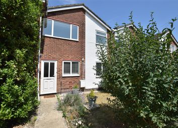 Thumbnail 3 bedroom property for sale in Crescent Close, Oxford