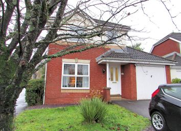Thumbnail 3 bed detached house for sale in Cae Derw, Bryncoch, Neath, Neath Port Talbot.