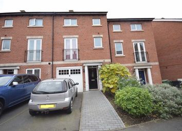 Thumbnail 4 bed town house for sale in Leighton Way, Belper