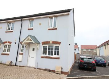 Thumbnail 3 bed end terrace house for sale in Sunningdale Drive, Hubberston, Milford Haven, Pembrokeshire.