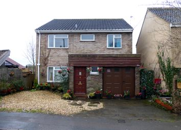 Thumbnail 4 bed property to rent in Church Road, Winterbourne Down, Bristol