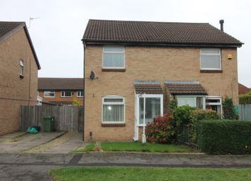 Thumbnail 2 bed semi-detached house for sale in Low Grange Avenue, Billingham