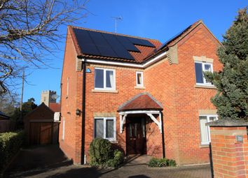 Thumbnail 4 bed detached house for sale in Intwood Road, Cringleford, Norwich