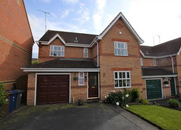 Thumbnail 4 bed detached house for sale in Brooklands Close, Uttoxeter