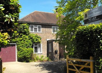 Thumbnail 4 bed detached house to rent in Mill Road, Heathfield, East Sussex