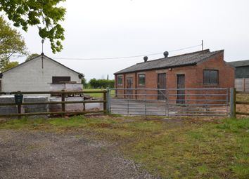 Thumbnail 3 bed barn conversion for sale in Kingswood Road, Albrighton, Wolverhampton