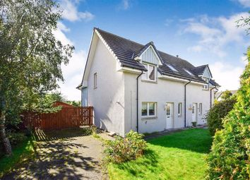Thumbnail 3 bedroom semi-detached house for sale in Johnstone Road, Aviemore