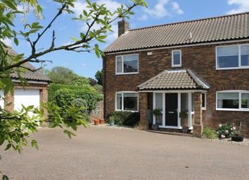 Thumbnail 4 bed detached house for sale in Lakeside Close, Reydon, Southwold